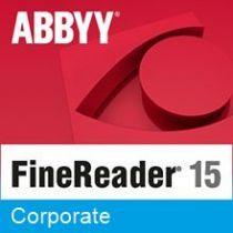 ABBYY FineReader PDF 15 Corporate на 1 год (Standalone)
