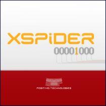 Positive Technologies XSpider 7.8, дополнительный хост к лицензии на 4 хоста, г. о. в течение 1 года