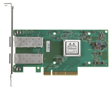 Сетевая карта MELLANOX TECHNOLOGIES MCX512A-ACAT сетевая карта gembird nic gx1