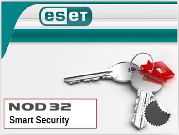 Eset NOD32 Smart Security на 1 год на 3ПК или продление на 20 месяцев
