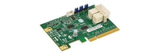 Контроллер Supermicro AOC-SLG3-2E4R NVMe AOC