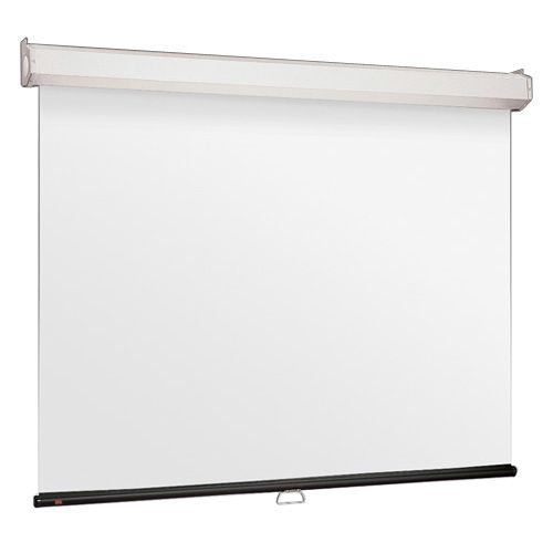 Экран Draper Luma2 161'' HCG (16:9) 201х356 см, настенный подпружиненный