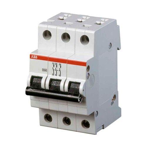 Автоматический выключатель ABB 2CDS243001R0404 SH203L 3P 40А (С) 4,5kA