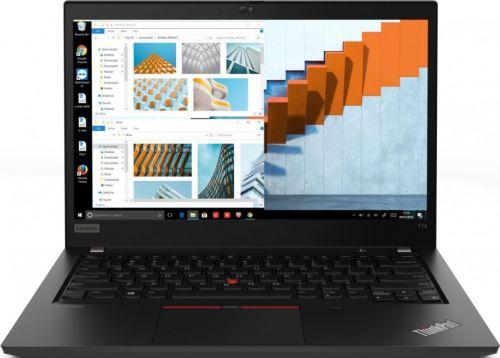Ноутбук Lenovo ThinkPad T14 G1 T 20S00069RT i5-10210U/8GB/256GB SSD/Intel UHD Graphics/14/WVA/Full HD/noOS/WiFi/BT/Cam/black