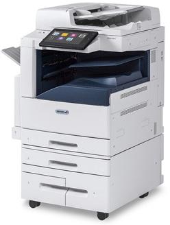 МФУ монохромное Xerox VersaLink B7025 А3, 25стр/мин, с тандемным лотком