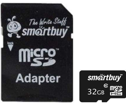 SmartBuy SB32GBSDCL10-01