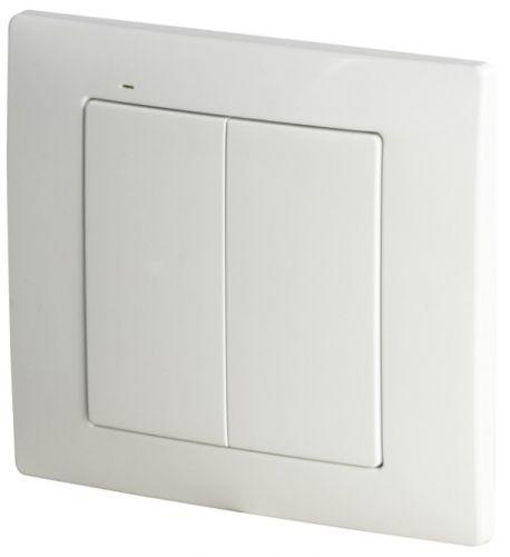Передатчик Zamel RNK-04 белый Exta Free кнопочный (4 канала), белый
