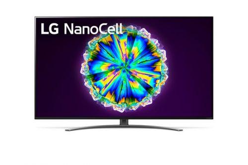 Телевизор LG 55NANO866NA черный/NanoCell 4K/Smart TV/HDMI/LAN/Bluetooth/USB/Wi-Fi