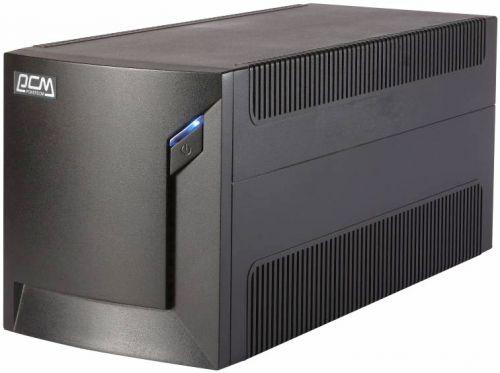 Фото - Источник бесперебойного питания Powercom RPT-1500AP 295842 Raptor, 1500VA/900W, Tower, IEC, USB источник бесперебойного питания powercom rpt 1500ap lcd 1500ва 900вт