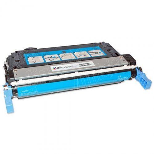 Картридж HP Q6461A для принтера Color LaserJet 4730 голубой