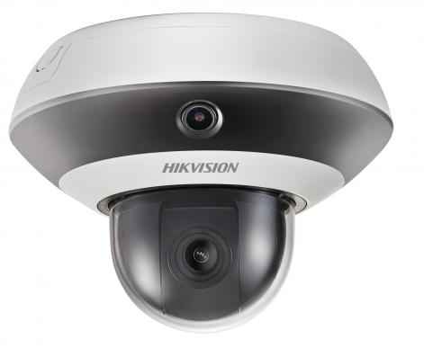 Видеокамера IP HIKVISION DS-2PT3122IZ-DE3 (2.8-12mm) 2Мп, PTZ-модулем, ИК-подсветка 10м