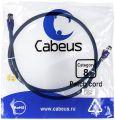 Cabeus PC-SSTP-RJ45-Cat.8-1m-LSZH