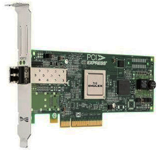 IBM QLogic 8Gb FC Single-port HBA (42D0501)