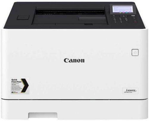 Принтер цветной лазерный Canon i-SENSYS LBP663Cdw 3103C008 А4, 27 стр./мин., Экран 5 строчек USB 2.0, 10/100/1000-TX, Wi-Fi