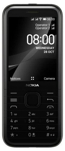 Мобильный телефон Nokia 80004GDSBlack 16LIOB01A18