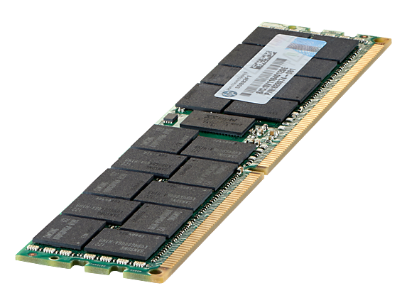 HP 32GB LRDIMM PC3L-10600L-9 QRx4 LV (647903-B21)