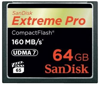 SanDisk SDCFXPS-064G-X46