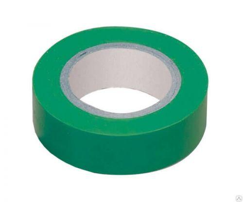 Изолента Rexant 09-2103 15мм х 25м зеленая ПВХ