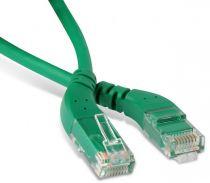 Hyperline PC-APM-UTP-RJ45/L45-RJ45/L45-C6-1M-LSZH-GN