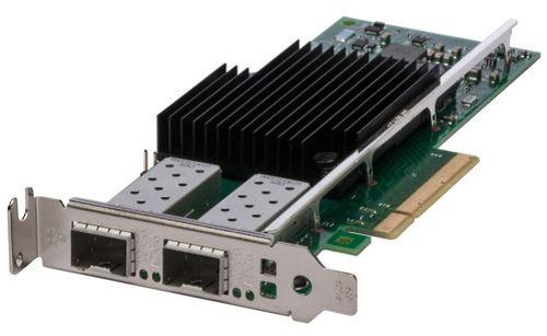 Сетевая карта Dell 555-BCKM X710 DP 10Gb DA/SFP+ + I350 DP 1Gb