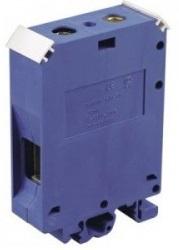 Клемма IEK YZN10-016-K07 ЗНИ-16 мм.кв. синяя