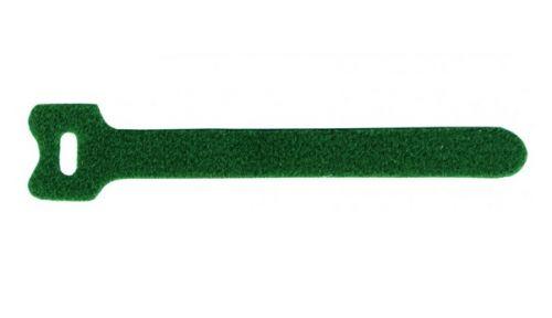 Кабельный хомут Lanmaster LAN-VCM180-GN 180мм, 20 шт., зеленый