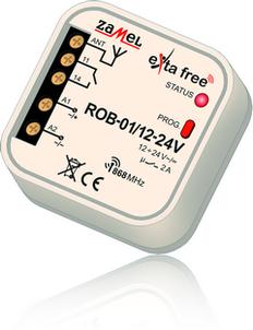 Приемник Zamel ROB-01/12-24V.