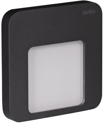 Светильник Zamel 01-111-32 MOZA Графит/Тепл.бел. на стену, 14V DC