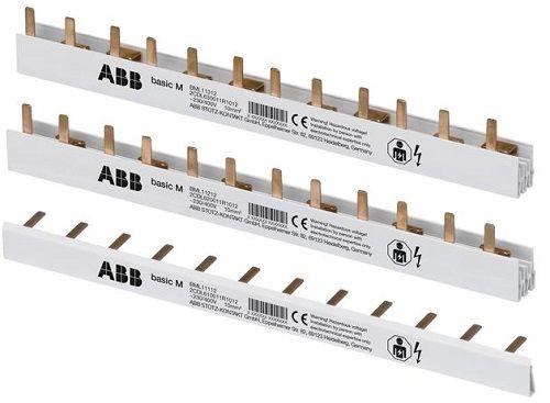 Шина ABB 2CDL610011R1057 1P, 57 модулей 10мм2 BML11157