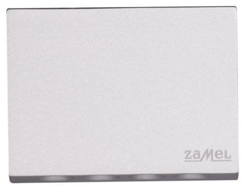 Светильник Zamel 10-111-12 NAVI Алюминий/Тепл.бел. на стену, без рамки 14V DC