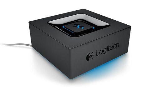 Адаптер Logitech Bluetooth Audio Adapter 980-000912 для создания беспроводной аудиосистемы