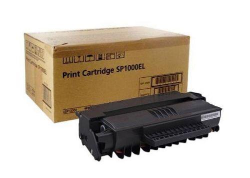 Принт-картридж Ricoh SP 1000EL 403028 (2 200 страниц) для Aficio SP1000S/1000SF/ Fax 1140L/1180L
