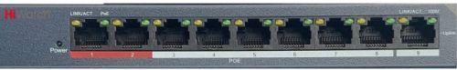 Коммутатор HiWatch DS S908P(B)
