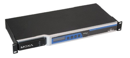 MOXA NPort 6610-16-48V