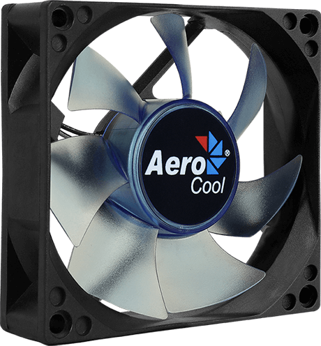 AeroCool Motion 8 Blue-3P