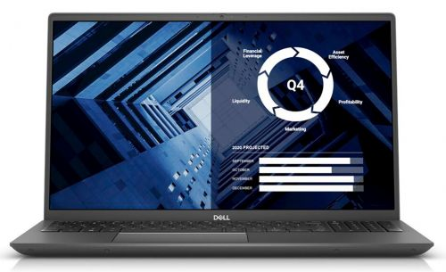Фото - Ноутбук Dell Vostro 7500 i5-10300H/8GB LPDDR4/256GB SSD/NV GTX 1650 (4GB DDR6)/15,6'' FullHD/FPR/Win10Pro/gray ноутбук dell g3 3500 g315 8502 i5 10300h 8gb 256gb ssd 15 6 fhd nv gtx 1650 4gb linux black