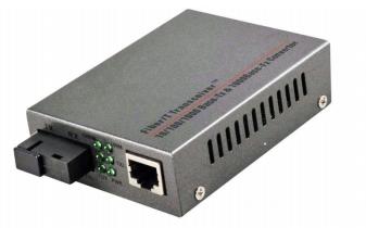 Медиа-конвертер OSNOVO OMC-1000-11S5a.