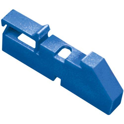 Изолятор IEK YIS22 DIN синий