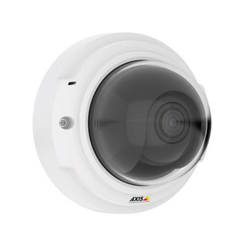 Видеокамера IP Axis P3375-V RU 2Мп, 3-10 мм/P-Iris, 1080p/30 fps с WDR, WDR-Forensic Capture/Lightfinder/Zipstream, IK10, WDR, SD-card слот, PoE