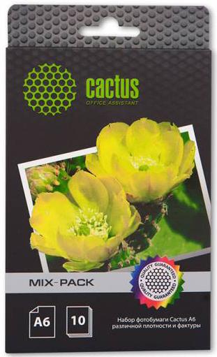 Cactus CS-MIXPACKА6