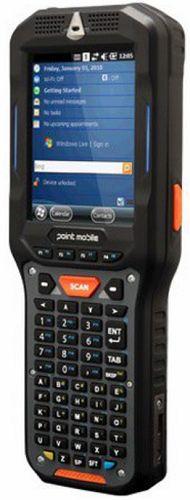 Фото - Терминал сбора данных PointMobile P450GPH6357E0C Терминал сбора данных (лазерный) Point Mobile PM450 BT/802.11 abgn/512MB-1Gb/VGA/Android/alpha numeri терминал сбора данных pointmobile p260ep12134e0t 2d 2200 ма·ч li ion point mobile pm260 2d bt 802 11 bg 256 256 wce6