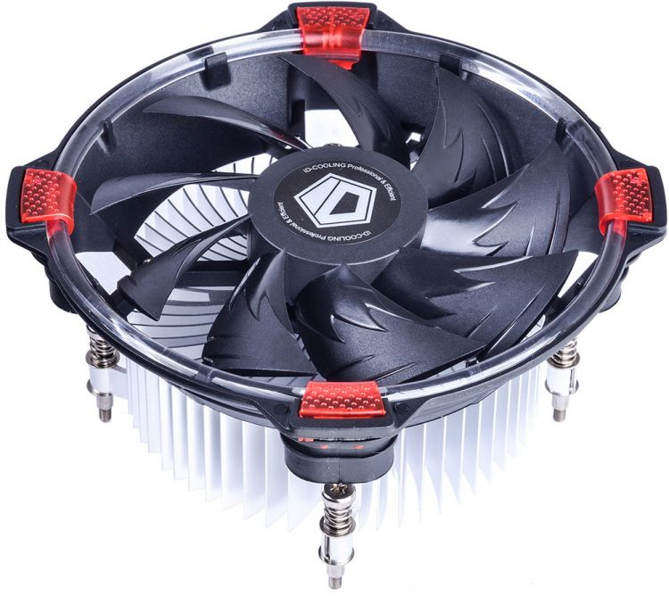 ID-Cooling DK-03 Halo Intel Red