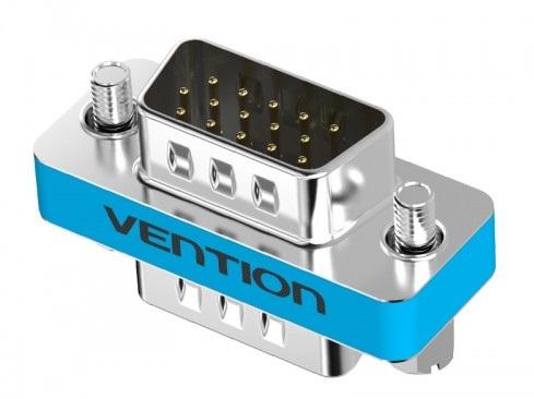 Адаптер переходник Vention DDBI0 VGA 15M/ VGA 15M переходник vention vga hdmi
