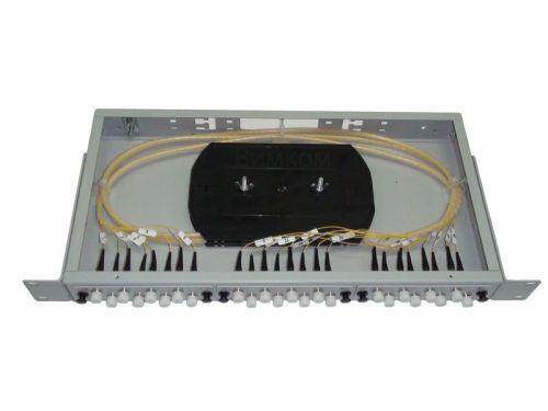 Кросс оптический стоечный Vimcom СКРУ-2U19-A32-FC/ST AD-FCD-SM+PT-SM-FC-1 2U 19