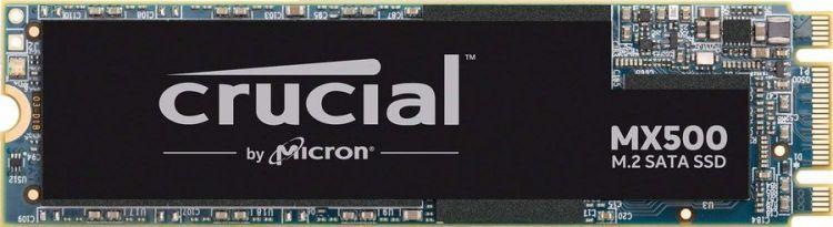 Crucial CT500MX500SSD4N