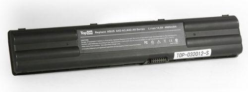 Аккумулятор для ноутбука Asus TopOn TOP-A3 к серии ASUS K46 K56 A46 A56 S46 S56 Series 14. 8V 2600mAh PN: A31-K56 A32-K56 A41-K56 A42-K56 (TOP-K56) (TOP-A3 (TOP-K56))