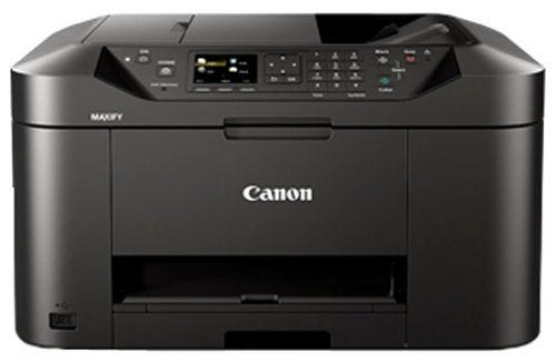 МФУ Canon MAXIFY MB2140 0959C007 A4, принтер, сканер, копир, факс, ADF, Wi-Fi