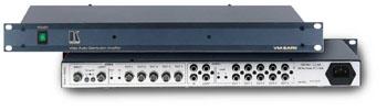 Усилитель-распределитель Kramer VM-5ARII 1:5 композ.видео и стерео аудио, 1.94кг