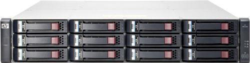 Hewlett-Packard Контроллер HP MSA 2040 SAN (C8R09A)