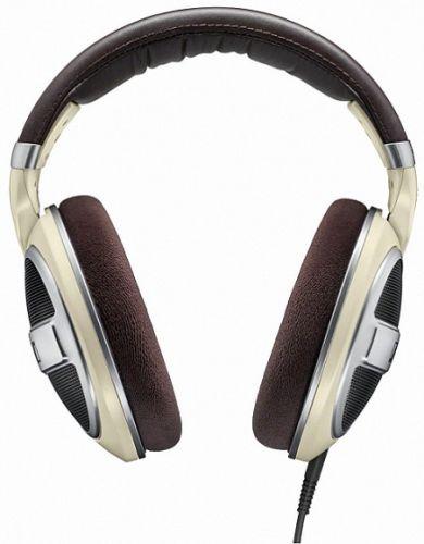 Наушники Sennheiser HD 599 слоновая кость, 12-38500Гц,106дБ, 50Ом